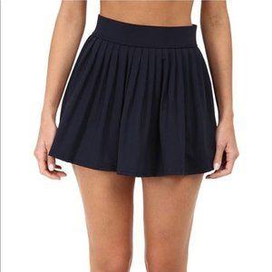 Kate Spade | NWT Georgica Navy Pleated Swim Skirt